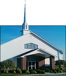FDMB Church Building Front